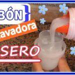 Jabon casero liquido para lavadora