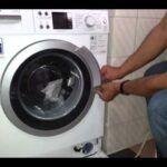 Abrir puerta lavadora balay