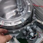 Reparacion lavadora fagor