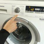 Resetear lavadora siemens iq500
